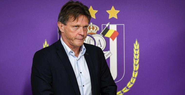 Vercauteren vreest niet voor twijfelend Anderlecht: Dat zag ik niet