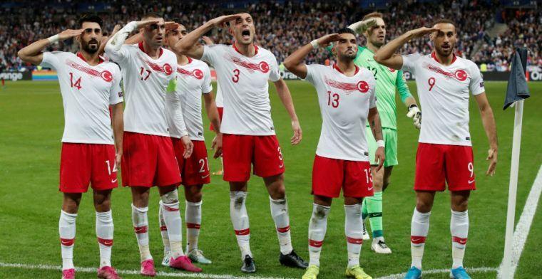 'Westerse media spreken schande, maar wij steunden met saluut Turkse leger'