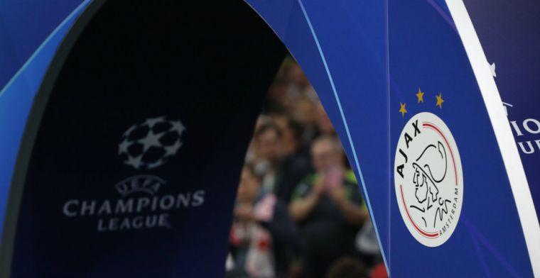 Driessen volkomen eens met UEFA over Ajax-straf: 'Het werd wel een keer tijd'