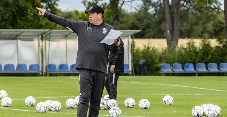 Slutsky geïrriteerd: 'Laat me niet lachen! Na Ajax de meeste treffers in 2019'