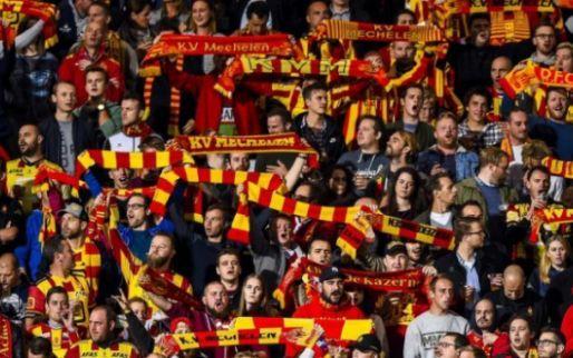"""Afbeelding: KV Mechelen tegen Antwerp opnieuw in uitverkocht stadion: """"Een straf compliment"""""""