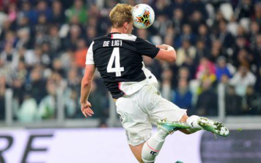 Afbeelding: Comedy capers-goal van Pjanic en save in extremis van Buffon brengen Juventus zege