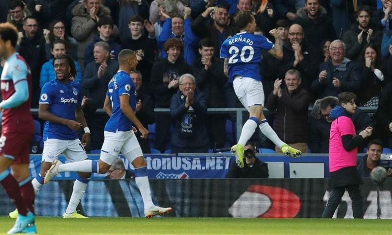 Afbeelding: Everton kan opgelucht ademhalen na winst en wendt crisis af