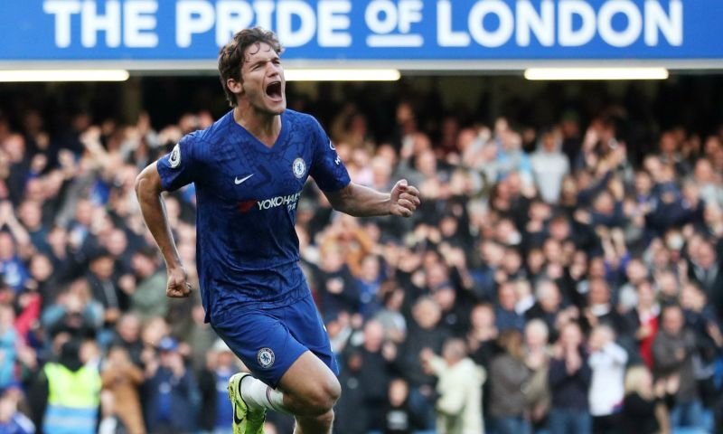 Afbeelding: Chelsea en Leicester pakken overwinning, weer puntenverlies Tottenham Hotspur