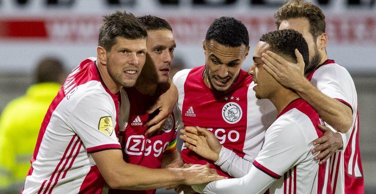 Ajax steelt drie punten in Waalwijk en kan vizier richten op Chelsea