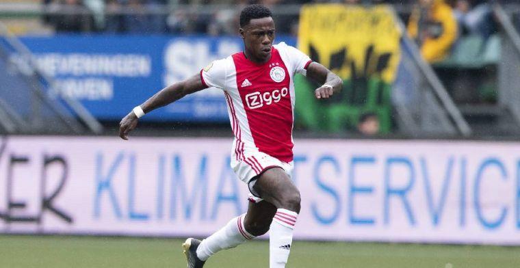 'Moeilijk om m'n plek te veroveren bij Ajax, gelukkig maak ik nu meer minuten'