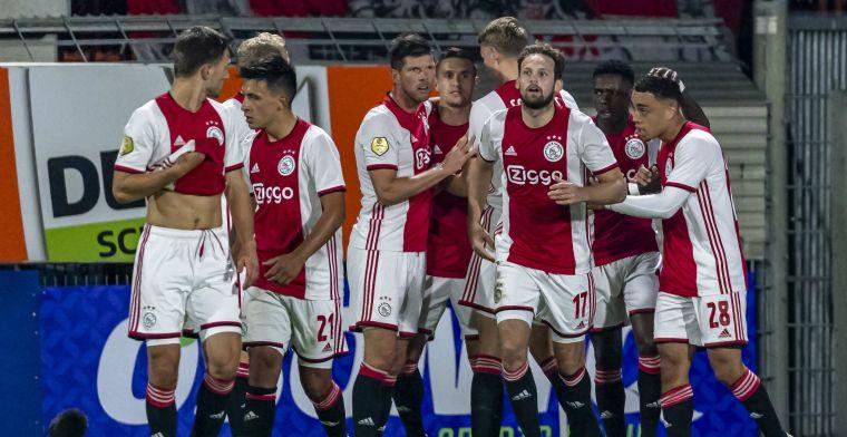 Van Basten geselt aankoopbeleid Ajax: 'Vind ik ook niet erg succesvol'