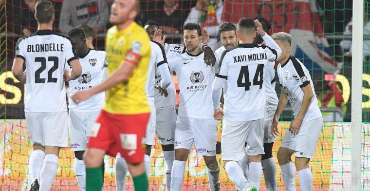 OPSTELLING: KV Oostende ontvangt Eupen met deze basisploeg