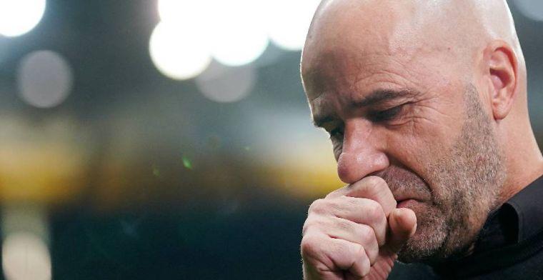 Bosz zeer ontstemd bij Bayer Leverkusen: Ik ga bepaalde conclusies trekken