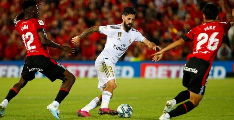 Onverwachte blamage Real op Mallorca levert Barcelona de koppositie op