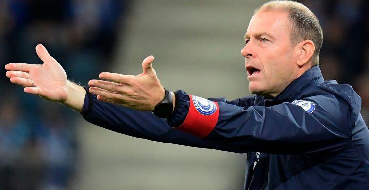 Gent kon rustig aandoen tegen Waasland-Beveren: Niet onbelangrijk door programma