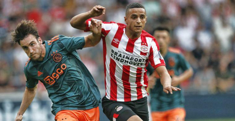 Ajax-spelers triggeren PSV'ers voor onderlinge duels: 'Altijd van die uitspraken'