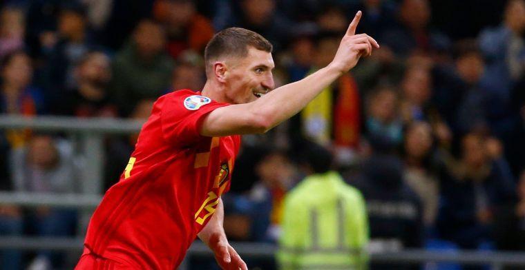 """Meunier hoopt op nieuw contract bij PSG: """"Ik ben vragende partij"""""""