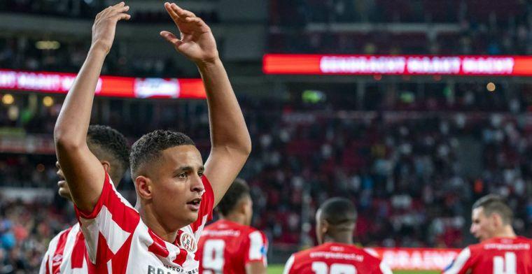 LIVE-discussie: PSV heeft viertal weer terug, eerste minuten voor Van Overeem