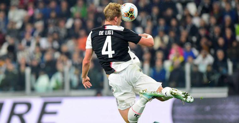 Juventus en De Ligt komen met de schrik vrij: zege na comedy capers-goal Pjanic
