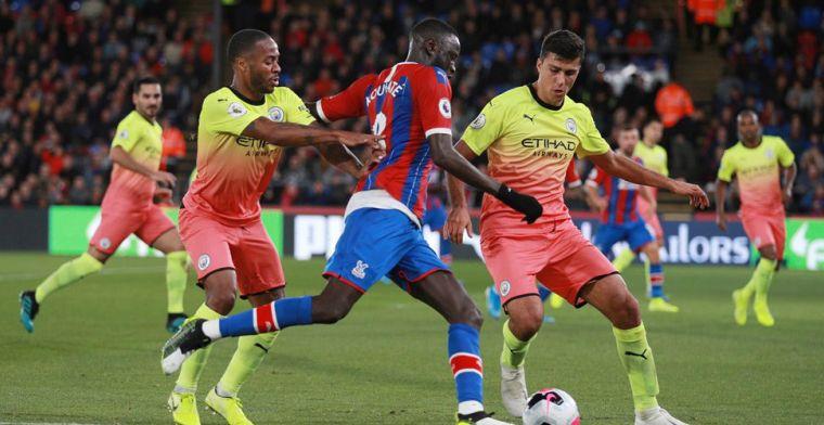 Superieur Manchester City zet stuntploeg Crystal Palace opzij en duimt voor rivaal