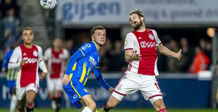 'Afschuwelijk' Ajax ontsnapt aan blamage: Dit mag nooit meer voorkomen