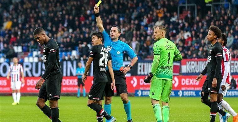 LIVE-discussie: AZ jaagt zonder Boadu op Ajax en PSV, Heerenveen ongewijzigd