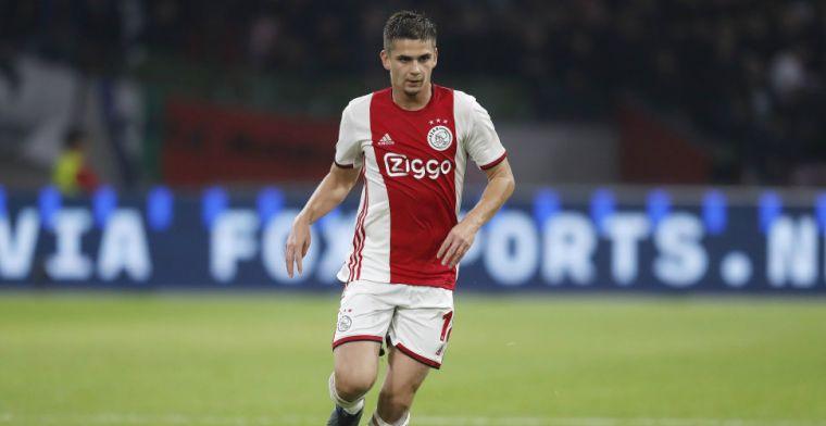 Marin wacht geduldig op zijn kans in de Ajax-basis: Mijn tijd komt nog