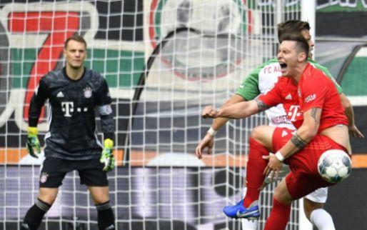 Afbeelding: Forse tegenvaller Bayern en Duitsland: Abwehrchef lang aan de kant, EK in gevaar