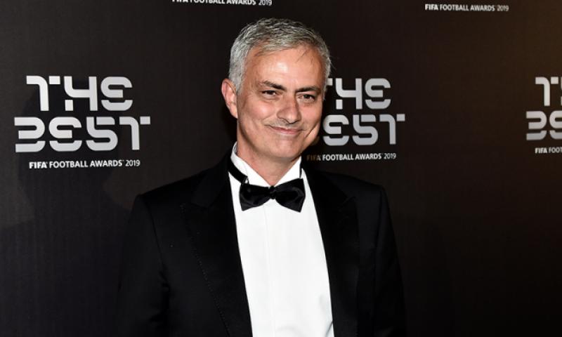 Afbeelding: Mourinho treitert wederom: 'Ik wil net zo'n baan als Solskjaer, wat een luxe'