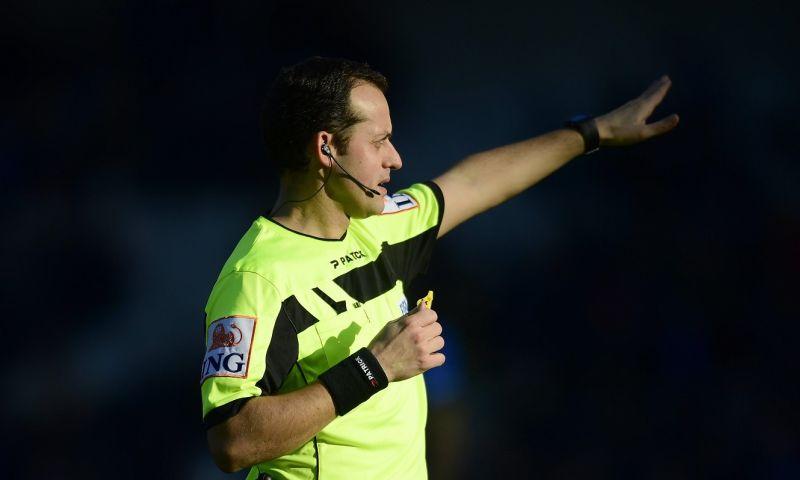 Afbeelding: Boucaut aangepakt na vroege treffer Anderlecht: 'Zeer goedkoop'