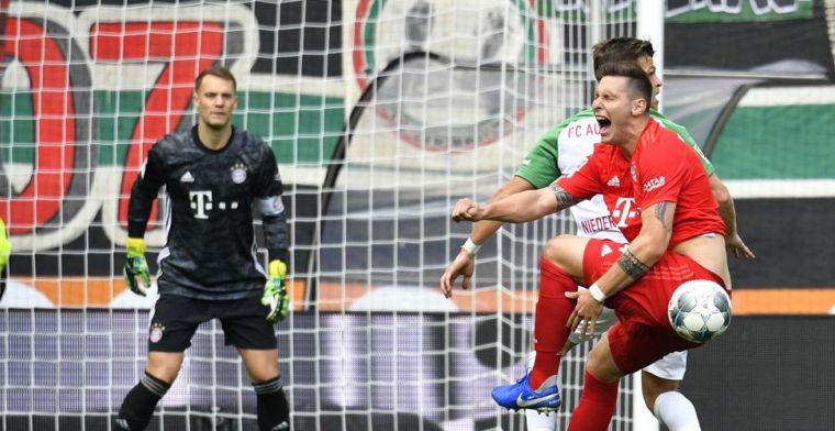 Forse tegenvaller Bayern en Duitsland: Abwehrchef lang aan de kant, EK in gevaar