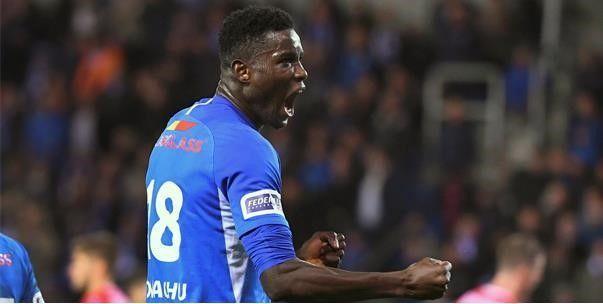 Onuachu geniet na transfer naar Genk: Blij dat ik hier kan spelen