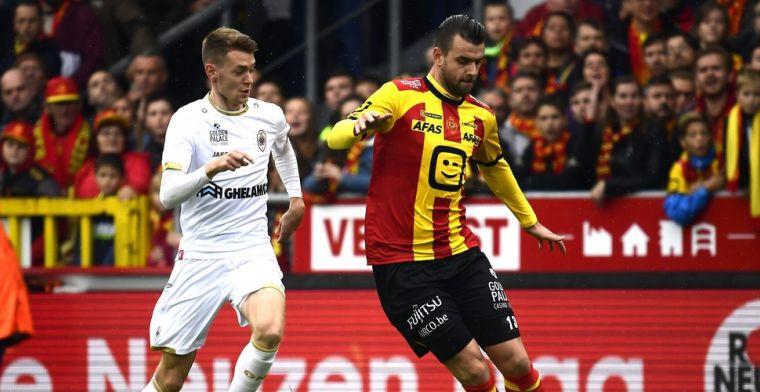 KV Mechelen zet achterstand nog om en springt over Antwerp in klassement