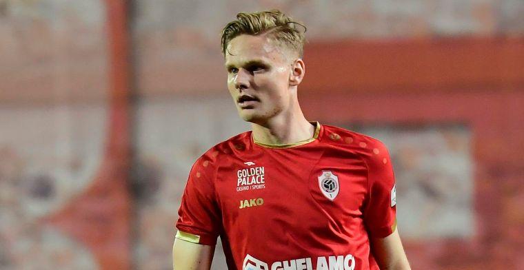 UPDATE: Bölöni legt uit waarom hij Jukleröd uit selectie Antwerp heeft gezet