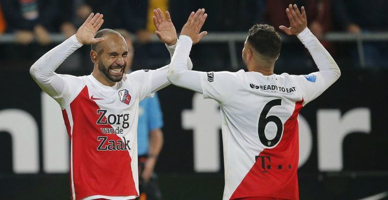 VP's Elftal van de Week: Utrechts trio, 'beste Feyenoorder' in Almelose dienst