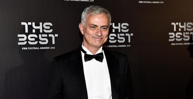 Mourinho treitert wederom: 'Ik wil net zo'n baan als Solskjaer, wat een luxe'