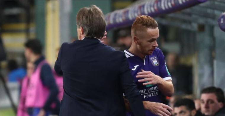 Trebel scoort punten bij fans van Anderlecht: Hij is onmisbaar voor RSCA
