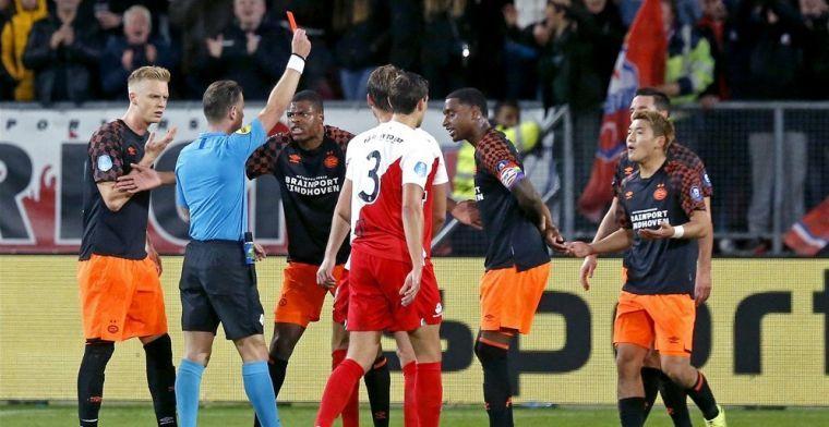 'PSV heeft niet één keer op doel geschoten, dat gaat ze nog een keer opbreken'