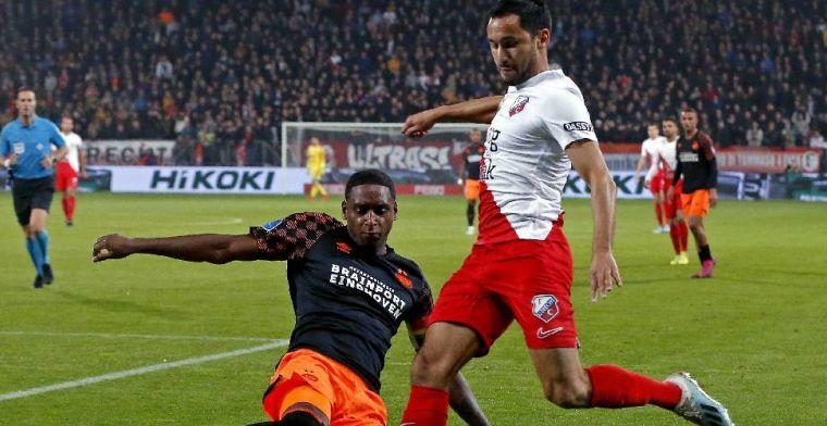 Perez schuift nieuwe PSV-aanvoerder naar voren: 'Blijkt dat Rosario niet zover is'