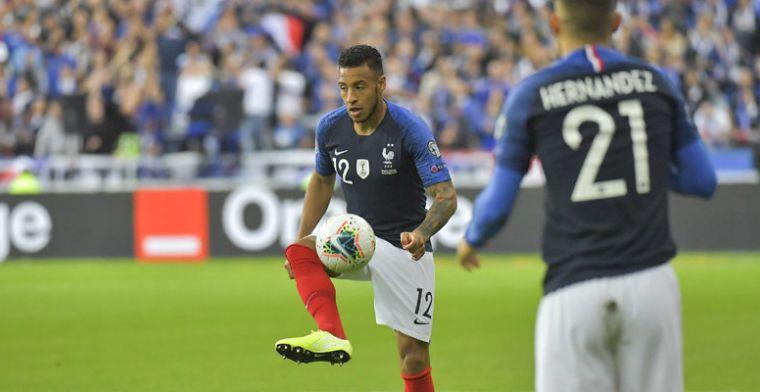 Bang moment in München: Tolisso grijpt naar zijn hart en moet strijd staken