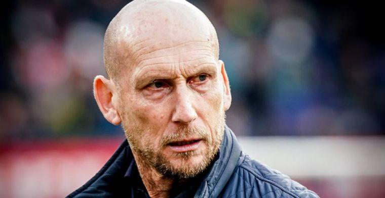 Feyenoord blijft slecht presteren: 'Met poep in de broek naar Ajax? Helemaal niet'