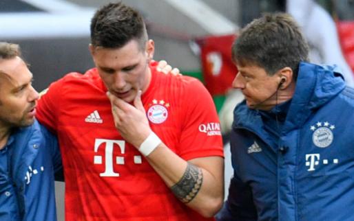 Afbeelding: Geen EK voor Duitse verdediger Bayern München: 'Het is een totale ramp'