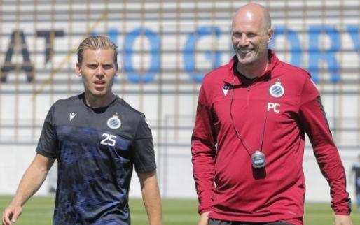 Afbeelding: Clement met kopzorgen bij Club Brugge: '3 opties om Vormer te vervangen'