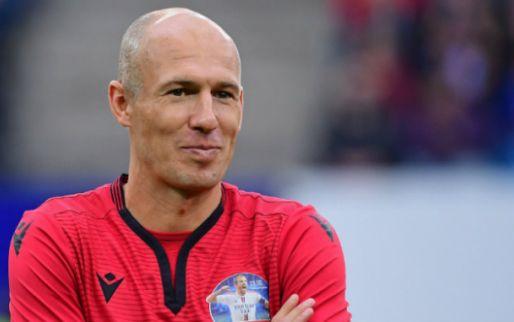 Afbeelding: Terugkeer naar PSV behoorde tot de opties voor Robben: 'Nog steeds goed contact'