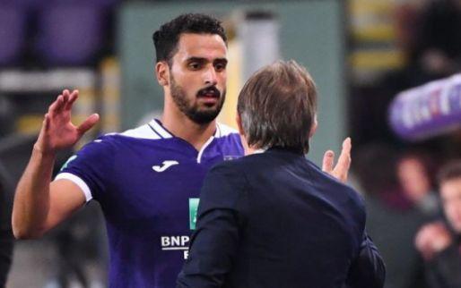 Afbeelding: Anderlecht kan niet zonder Chadli: 'Rode Duivel heeft voet in 67% van doelpunten'