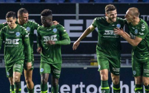 Afbeelding: De Graafschap wint topper van NAC, Bandé maakt rentree bij Jong Ajax