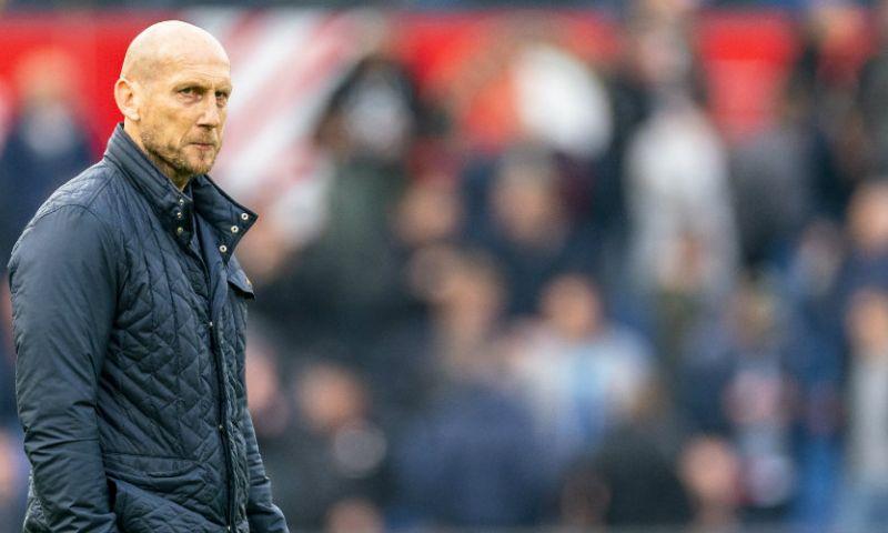 Afbeelding: Feyenoord-spelers 'klagen' over Stam: 'Ajax-uit wordt natuurlijk een ramp'