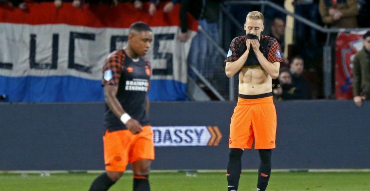Kerkhofjes: 'Van Bommel moet hem niet zo voor de leeuwen gooien, hij is pas 17'