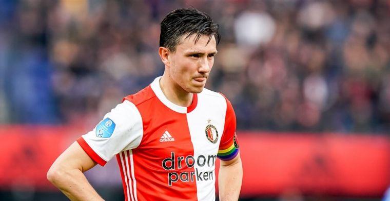 'We verdienen het nu niet om met Feyenoord hoger te staan dan de tiende plaats'