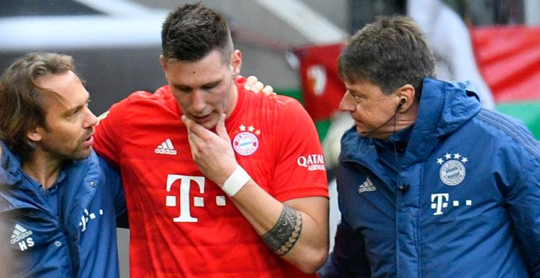 Geen EK voor Duitse verdediger Bayern München: 'Het is een totale ramp'