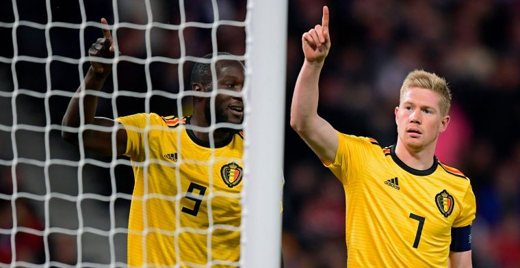 Hazard, De Bruyne en 28 andere spelers maken kans op de Ballon d'Or