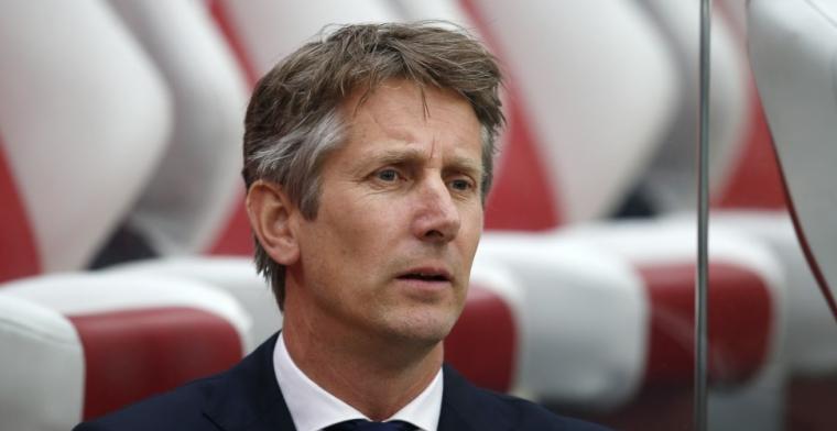 Van der Sar: 'Onverdiend en teleurstellend, kans groot dat we in beroep gaan'