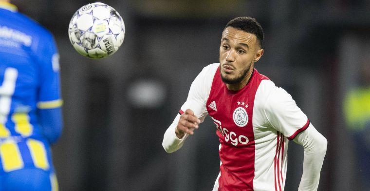 Mazraoui terug bij Ajax: 'Dan spreek ik me daarna wel uit over mijn beste positie'