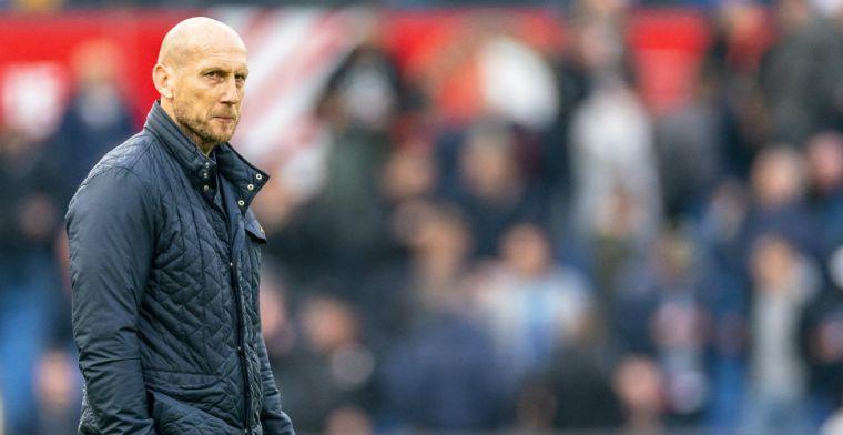 Feyenoord-spelers 'klagen' over Stam: 'Ajax-uit wordt natuurlijk een ramp'